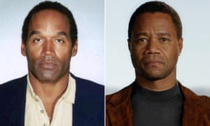 oj simpson cuba gooding jr composite