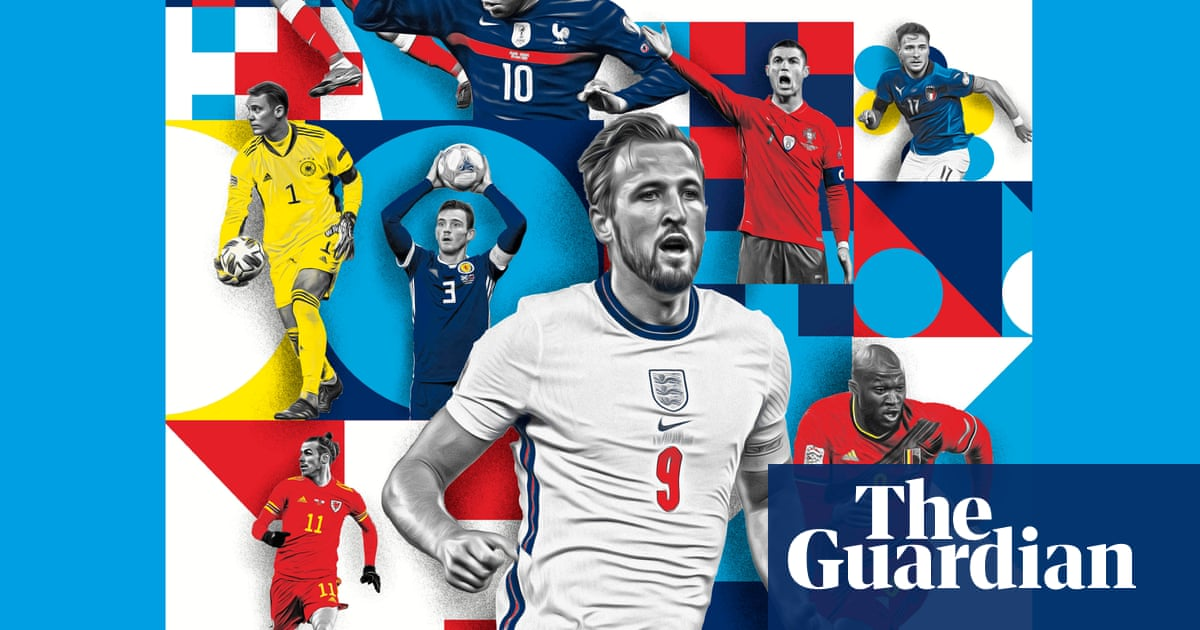 Cursed and compromised but Euro 2020's irresistible circus rolls on
