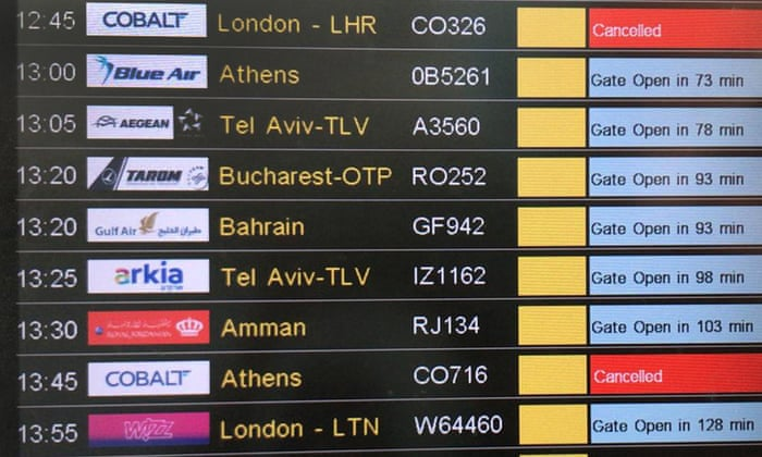 After Cobalt, will any more European airlines go bust