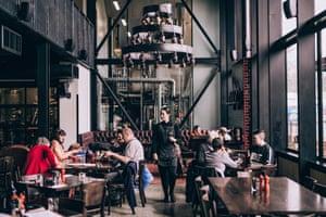 Emerson's Brewery in Dunedin