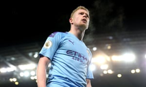 Kevin De Bruyne has looked close to his imperious best in recent matches for Manchester City.