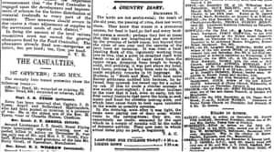 Manchester Guardian, 1 January 1918.
