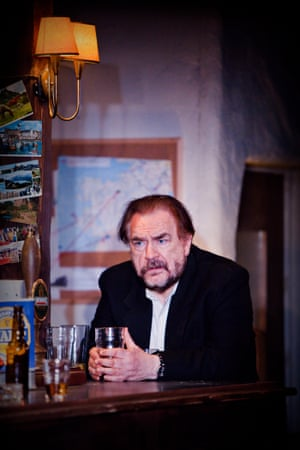 Brian Cox in The Weir by Conor McPherson, directed by Josie Rourke, 2013