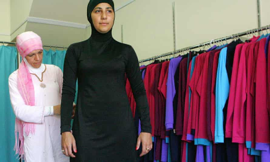 The ruling said beachwear which displays religious affiliation 'is liable to create risks of disrupting public order'.