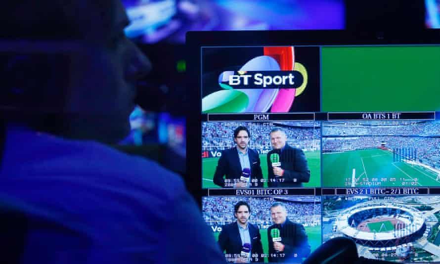BT Sport channel launch
