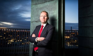 Newcastle council leader Nick Forbes