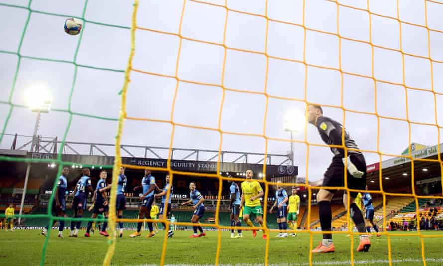Mario Vrancic's late winner left Wycombe still without a point.