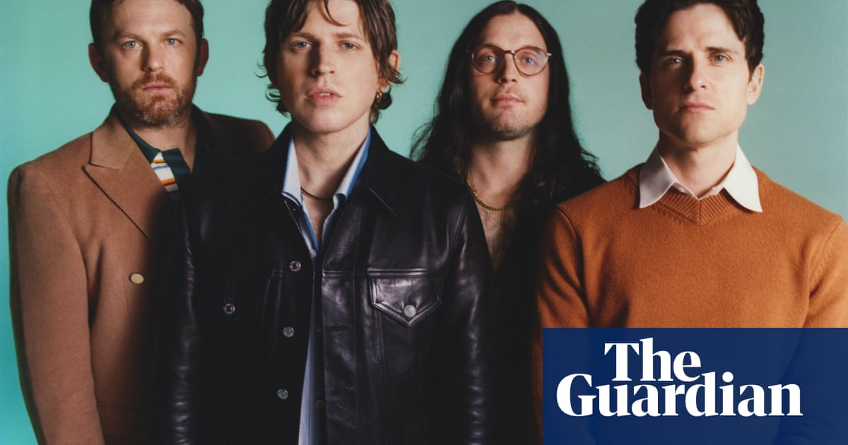 Kings of Leon to release new album as a non-fungible token