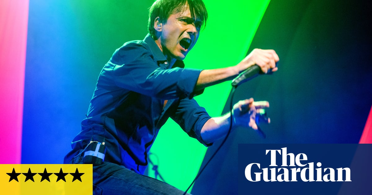 Suede review – more stellar than ever in a tremendous primal