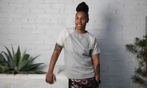 Lena Waithe: 'You often see women's stories, but you don't often see women of colour who are queer. And I think we need more of that.'