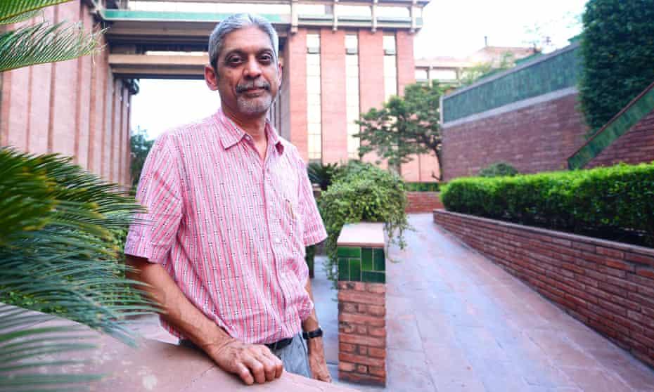 Dr Vikram Patel in New Delhi.
