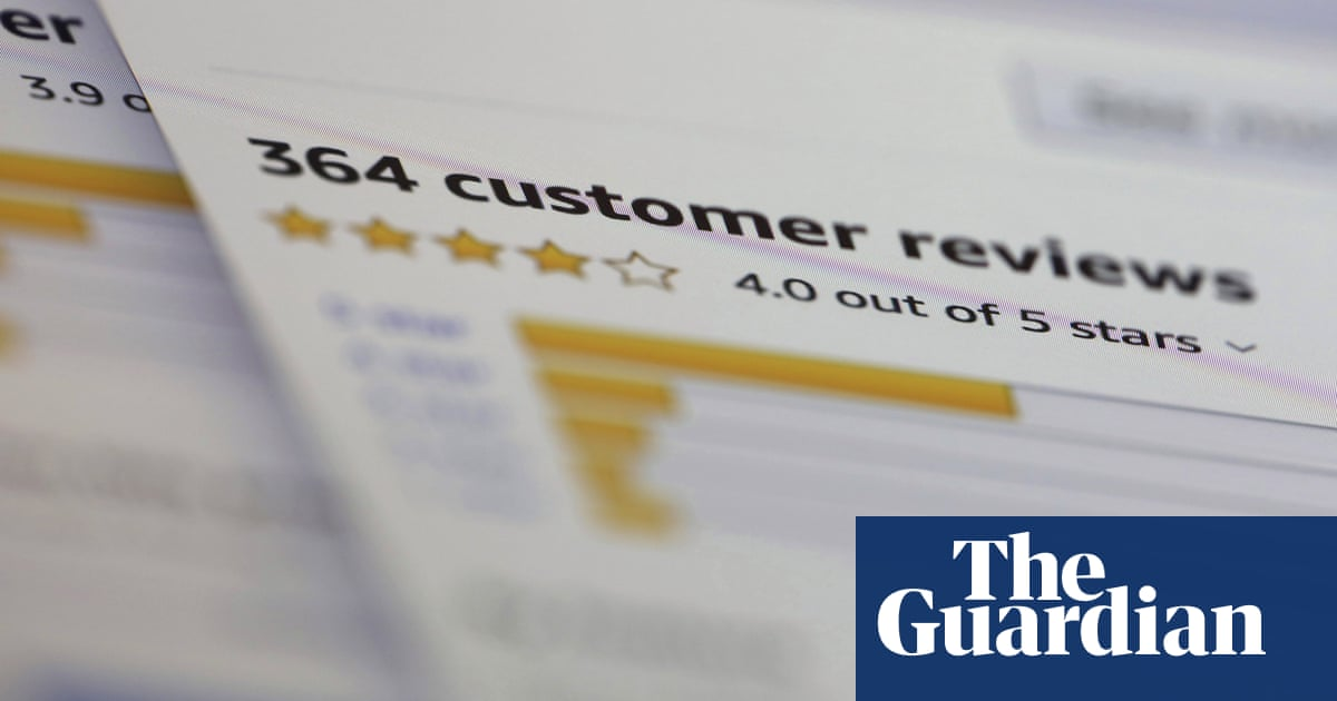Amazon blames social media for struggle with fake reviews