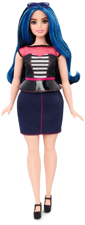 Mattel says it has 'a responsibility to girls and parents to reflect a broader view of beauty'.