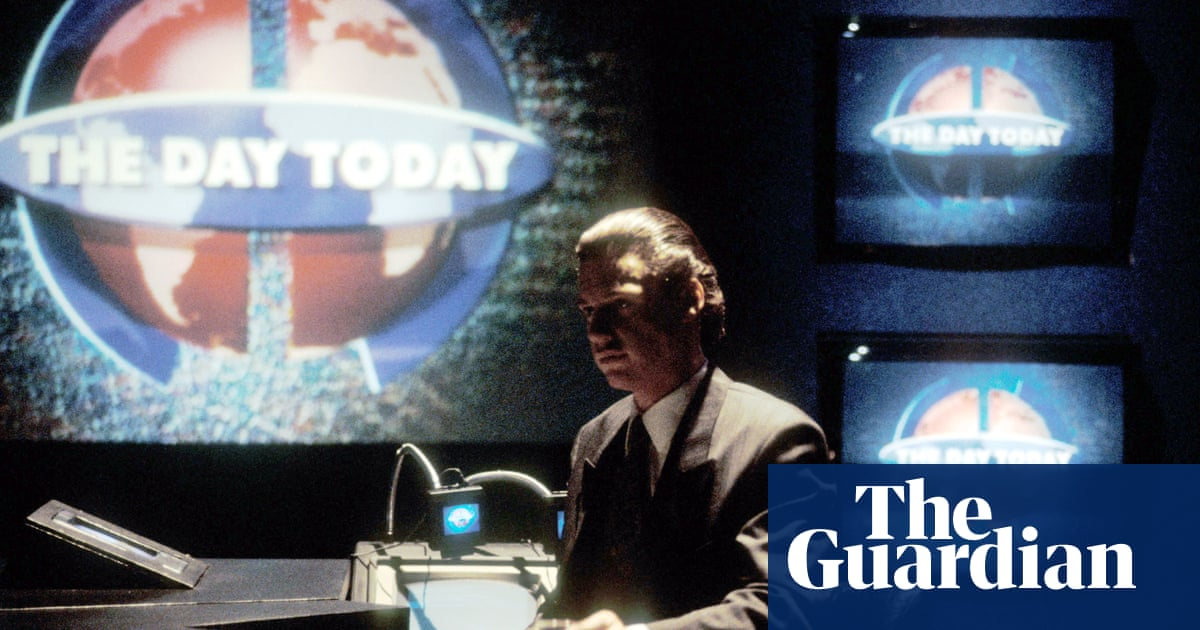 'You've lost the news!' How The Day Today changed satire forever