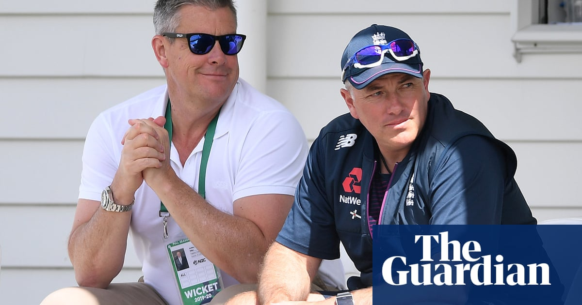 Ashley Giles admits England are unlikely to play again until July