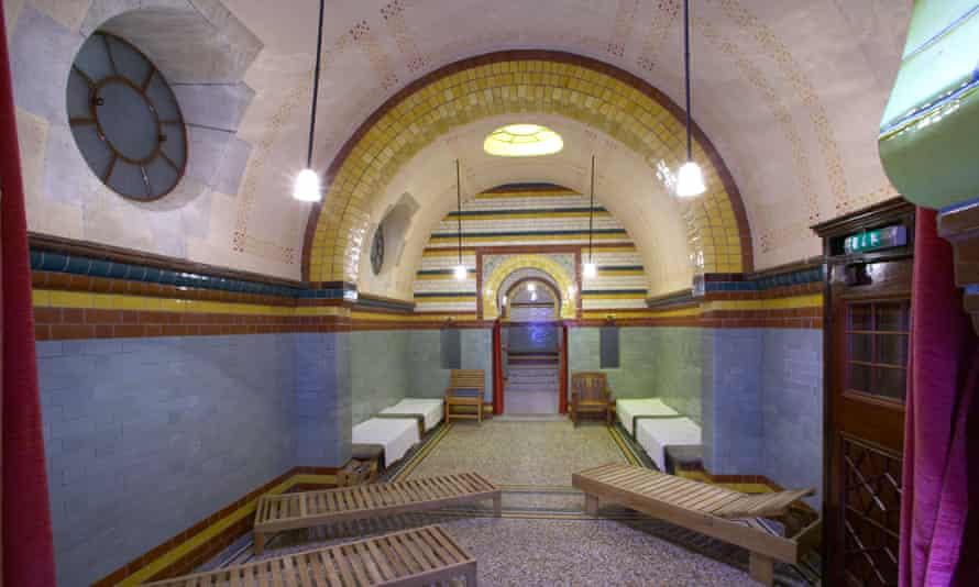 Harrogate Turkish baths