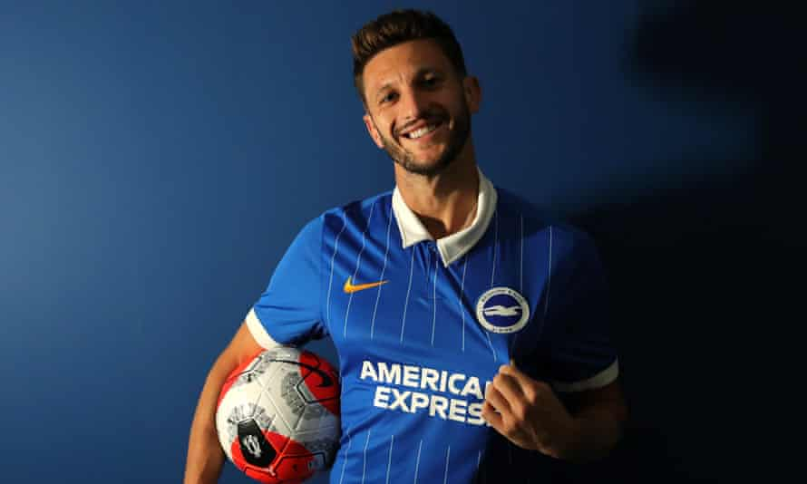 Graham Potter on Adam Lallana: 'The high regard in which he is held at Anfield, only further underline his ability and character.'