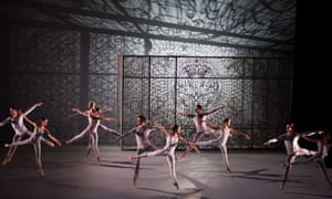'It's not everybody's favourite Beethoven' … Lucinda Childs' dance work.
