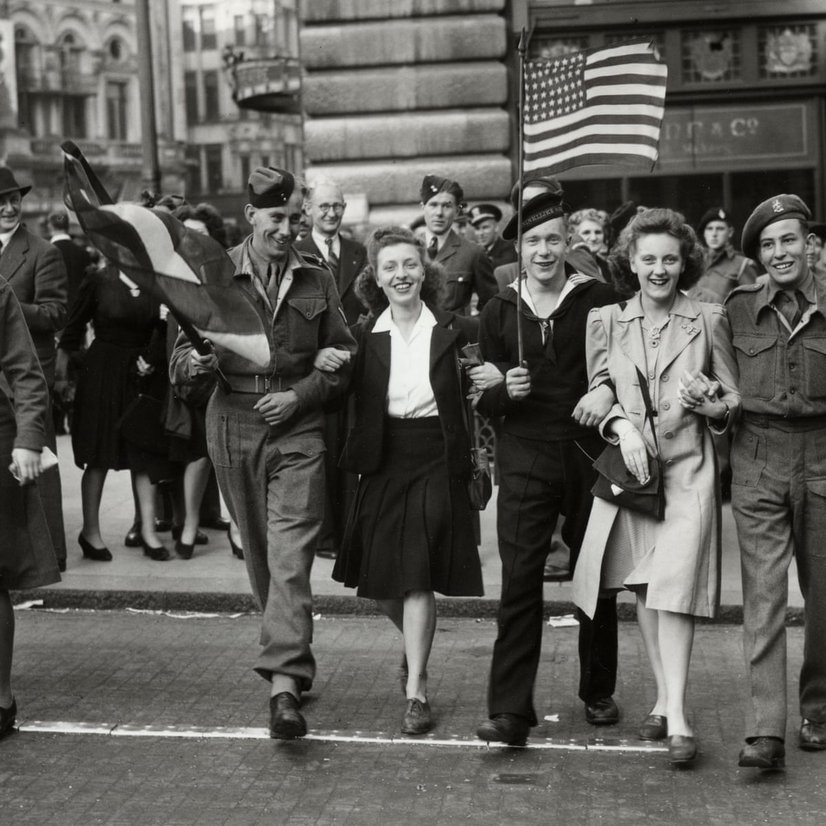 Early May Bank Holiday 2020 To Be Moved To Coincide With Ve Day Ve Day The Guardian