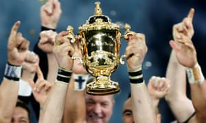 The 2023 Rugby World Cup will be held in South Africa.