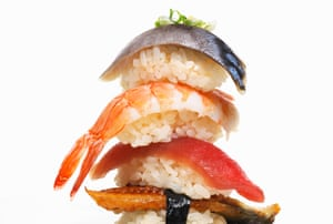 How the sushi boom is fuelling tapeworm infections | World