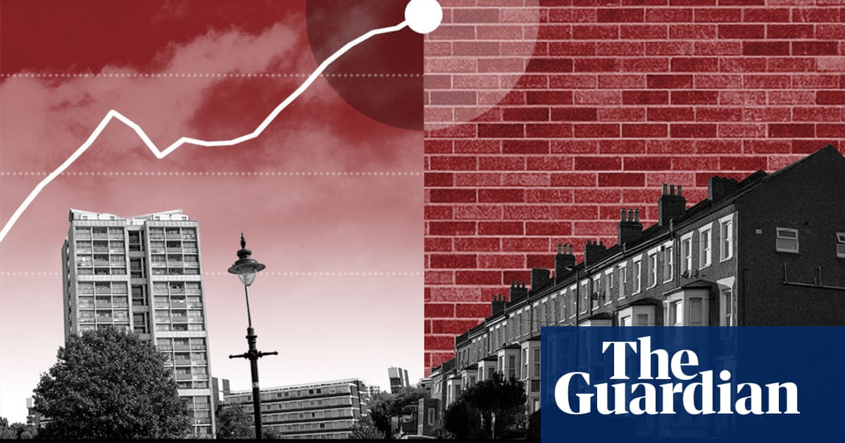 UK housing crisis: how did owning a home become unaffordable?