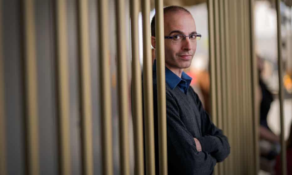 Evooutionary psychology … Yuval Noah Harari.