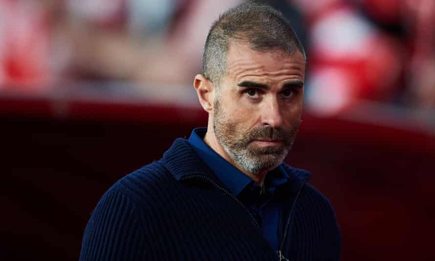 Opposition to the methods of Gaizka Garitano at Athletic Bilbao had been growing, both within the club and among fans, and he was dismissed on Sunday despite a win against Elche.
