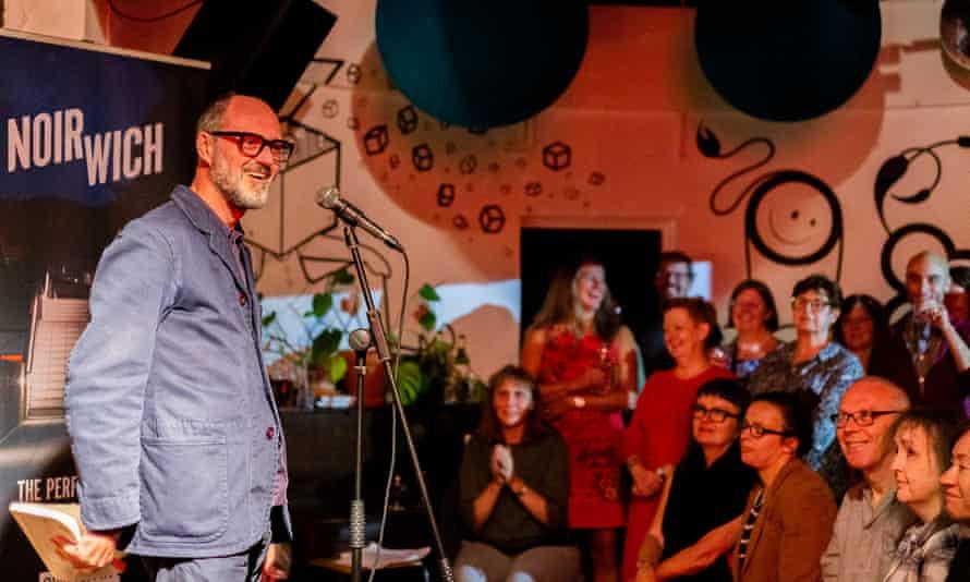 Henry Sutton introduces UEA's annual national crime fiction festival, Noirwich.