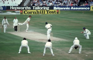 "Cometh the hour cometh the man. The third test at Headingley on 21 July 1981 saw Willis start bowling in the Aussies' second innings with the tourists requiring 130 runs to win. Willis began an ""inspired"" bowling performance taking 8 wickets for 43 to help give England victory by 18 runs"