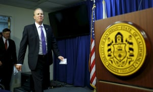 Critics says San Diego mayor Kevin Faulconer has failed to address homelessness effectively.