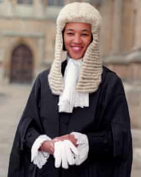 Scotland became Britain first black female QC in 1991
