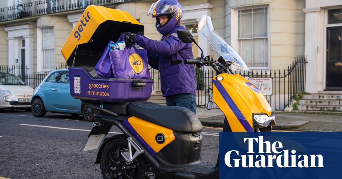 Delivery firm Getir to expand into US after $550m funding round