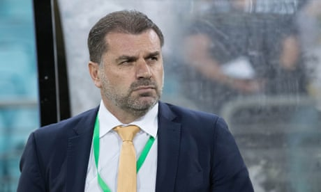 Ange Postecoglou quits as Socceroos coach after job 'takes its toll'