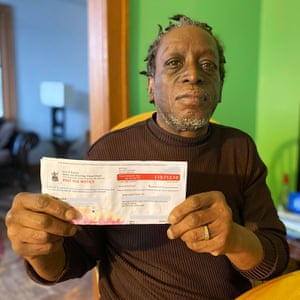 Ricky Reynolds, a Detroit resident, who moved into his new home to find out that it had a nearly $20,000 unpaid water bill.