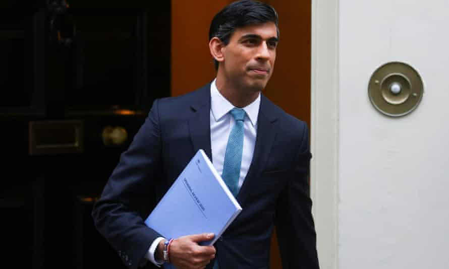 The chancellor, Rishi Sunak, is under increasing pressure to provide more support for struggling self-employed workers in his budget in March.