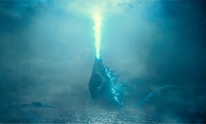 Godzilla: King of the Monsters: 'Isolated imagery does impress, but most of it we've already seen in trailers and it's frustrating to see Dougherty fail to capitalise on this, the odd epic visual lost in a sea of confusingly choreographed chaos.'