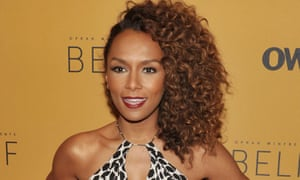 Passionate advocate ... Janet Mock.