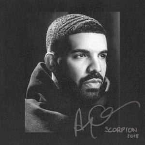 The artwork for Scorpion.