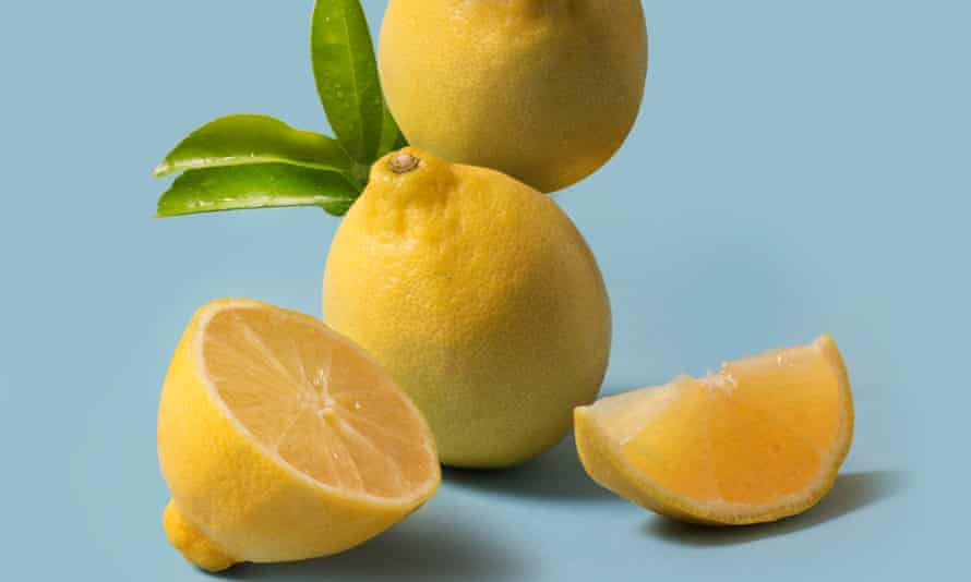 When life gives you squeezed, unwaxed lemons ...