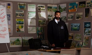 Special chief inspector Baljit Badesha, a council worker by day, says the police work is 'addictive'.