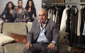 Philip Green, the billionaire owner of fashion retailer Arcadia Group, during a Bloomberg Television interview inside the Topshop store on Oxford Street back in 2012.