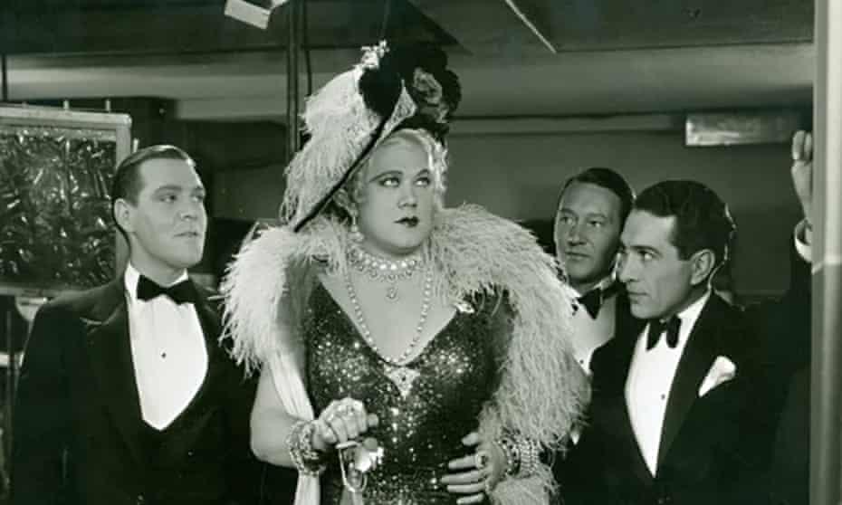Jean Malin in 1933's Arizona to Broadway.