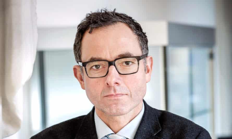 Geert van Calster of Leuven University, Belgium