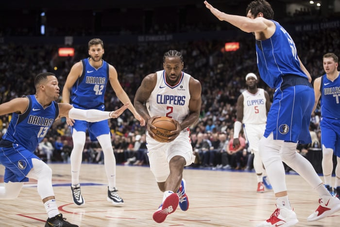 Nba 2019 20 Predictions The Rise Of Los Angeles And The Era