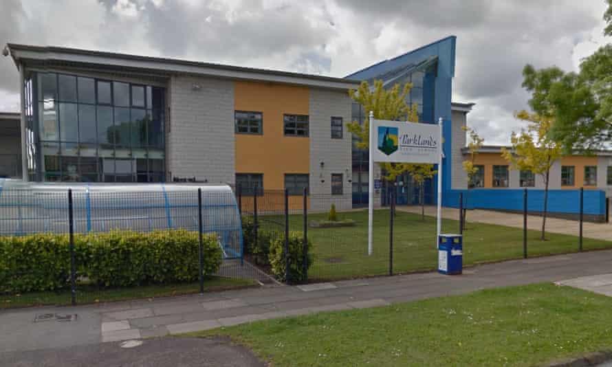Parklands school in Speke, Liverpool