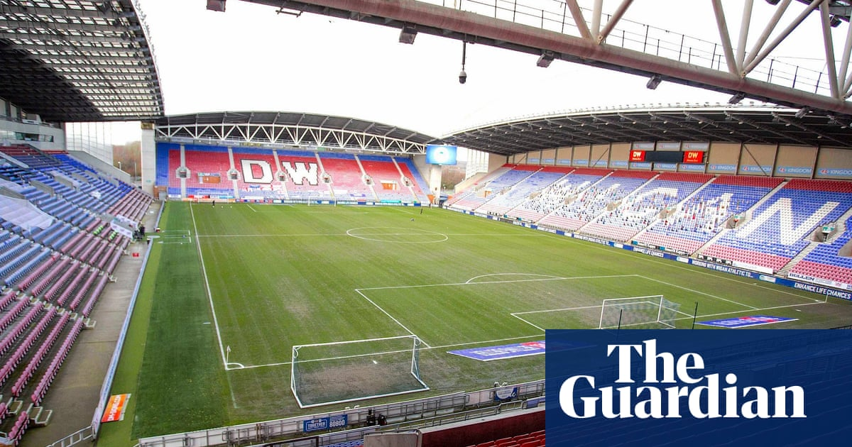 'To help restore pride and belief': Wigan Athletic announce sale of the club