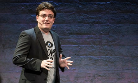 Palmer Luckey, the creator of Oculus Rift, is the secret backer of a pro-Trump group