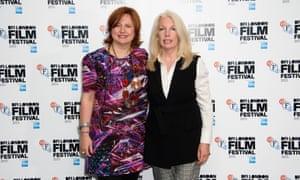 Clare Stewart and Amanda Nevill
