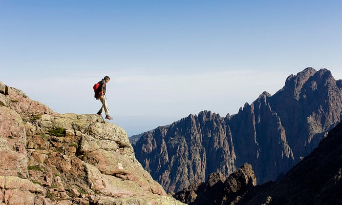 From wingfoiling to desert hiking: why Corsica is France's adventure capital